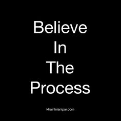 SDR 1014: Believe In The Process - http://www.khairilsianipar.com/2016/11/02/believe-in-the-process/