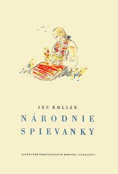 """""""Národnie spievanky by Ján Kollár, 1953 reissue. I. II. """""""