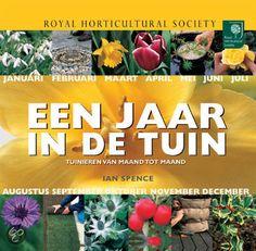 Dit boek geeft je precies die informatie die je nodig hebt om het tuinjaar ten volle te benutten. Meer boekentips op www.tuinen.nl