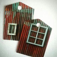 TARJETAS MINI DE REGALO Material: Recorte de revista #papel #reciclaje #paperlove #manualidades #arte #artesania #tarjetas #mensaje #minitarjetas #tarjetaderegalo #diseño #revista #ventanas