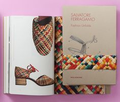 Fashion Unfolds Collection - Salvatore Ferragamo