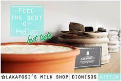 #Kifisia #Milkshop #dairy