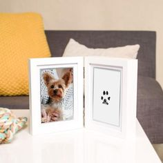 Pearhead 83017 Paw Prints Pet Dog/Cat Keepsake Desk Photo Frame * You can get additional details at the image link. (This is an affiliate link) Pet Dogs, Dog Cat, Pets, Cat Toys, Fur Babies, Your Pet, Picture Frames, Paw Prints, Animals