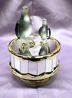 Penguin Music Box