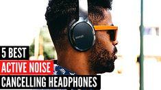 5 Best Budget Active Noise Cancelling Headphones 2020 Best Headphones With Mic, Best Running Headphones, Best Earbuds, Best Noise Cancelling Headphones, Wireless Noise Cancelling Headphones, Headphone With Mic, Over Ear Headphones, Best Budget, Budgeting