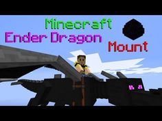 Ender Dragon Mount Pet Eats Snooki! - Minecraft Mod Spotlight