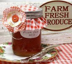 decorate a jar