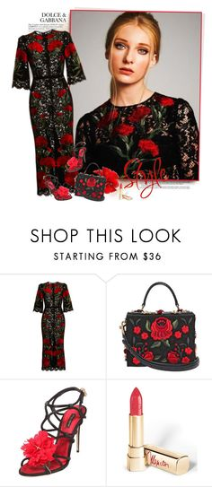 Dolce & Gabbana Spring 2015 by sella103 on Polyvore featuring moda, Dolce&Gabbana, women's clothing, women's fashion, women, female, woman, misses and juniors