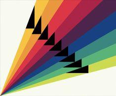 the infinite fragmented datawaves of oXane The Rules Of Attraction, Abstract Art, Stripes, Wallpaper, Infinite, Artwork, Random, Wallpaper Desktop, Art Work