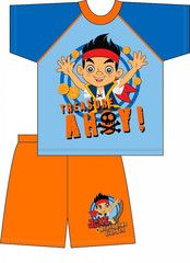 JAKE & THE NEVERLAND PIRATES ~ Shortie Pyjamas