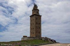 ES_160613 Espanja_0085 A Coruñan Herkuleen torni Galiciassa