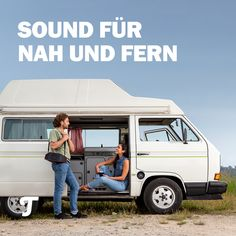 Jetzt kräftig sparen! Je besser der Song, desto kürzer der Weg: Wir von Teufel haben den besten Sound für den nächsten Trip ins Grüne.
