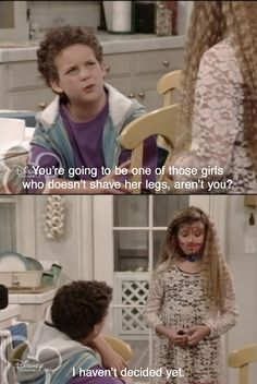 And this is why i love Boy Meets World!