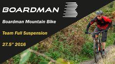 "Boardman Mountain Bike Team Full Suspension 27.5"" 2016 - VIDEO - http://mountain-bike-review.net/news-info-tips/boardman-mountain-bike-team-full-suspension-27-5-2016-video/ #mountainbike #mountain biking"