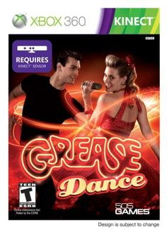 Grease Dance  Xbox 360 >>> Continue to the product at the image link. Note:It is Affiliate Link to Amazon.