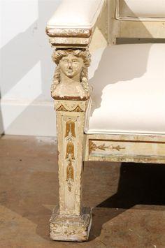 empire klasszicista antik bútorok