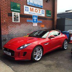 Jaguar FF