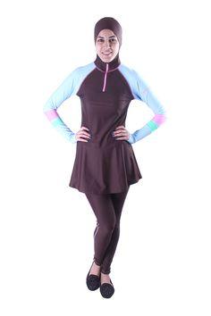 Modest Swimwear veilkini burkini Islamic Swimwear for Women, Muslimah Swimsuit, Islamic Swimsuits, Hijab Swimming Suits, Veilkini www.veilkini.com #veilkini #burkini #burkini #modest swimwear #modest swim #islamic swimwear#indahnadapuspita #modestswimwear #modestswimsuit #burqini #islamicswimsuit #burquini #islamicswimwear #burkini #hijabfashion Swimsuits 2017, Modest Swimsuits, Women Swimsuits, Full Body Swimsuit, Swimsuit Cover, Muslim Swimwear, Women's Swimwear, Bikinis, Islamic Fashion