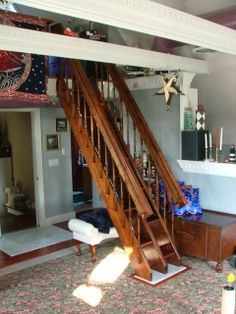 loft staircase - Google Search