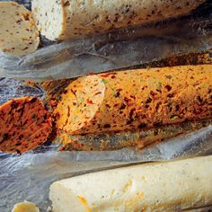 Toasted Spice Butter | Get the recipe for Toasted Spice Butter from Food & Wine.