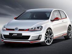 2013 VW Golf VII GTI by Abt Sportsline #vwgolfgti #tuning #abtsportsline