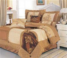 Nanshing Joycy Queen 7 Piece Comforter Set #hiddentreasuresdecorandmore