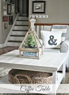 Blog about DIY home projects and affordable home design.