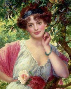 bekende mensen in oude schilderijen