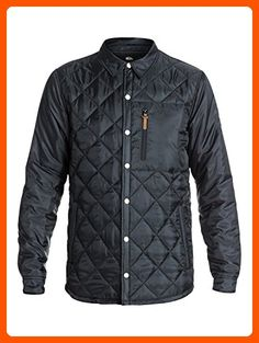 Quiksilver Snow Men's Mileage Jacket, Black, Medium - Mens world (*Amazon Partner-Link)