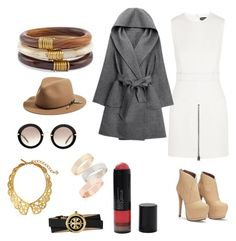 """""""Untitled #2"""" by wjoodii on Polyvore featuring Tom Ford, Oscar de la Renta, WithChic, Miu Miu, rag & bone, Tory Burch, Topshop, Chico's, Smashbox and women's clothing"""