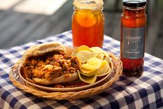 Chipotle Pepper Infused Honey