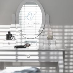 This dressing table really helped with organising the bedroom and realising the importance of having a dressing table when applying your… Organising, Dressing Table, Vanity, How To Apply, Victoria, Organization, Bedroom, Furniture, Instagram