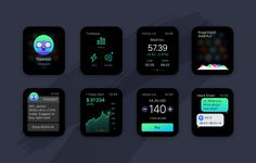 Apple Watch App for traders
