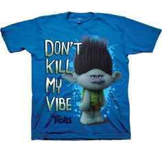 a8589af5 Dreamworks Trolls Boys Shirts From The Smash Hit Movie - Houston Kids  Fashion Clothing