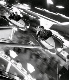 Peter Keetman, Oktoberfest, 1957