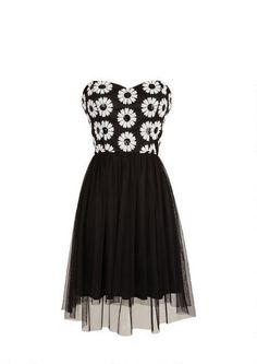 Daisy Sequin High-Low Dress - View All Dresses - Dresses - dELiA*s