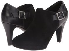 Amazon.com | Clarks Women's Narine Ada Boot | Ankle & Bootie