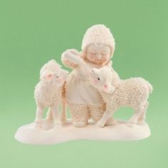 Snowbabies - Little Lambs   Department 56 Villages, Free Shipping on Dept 56
