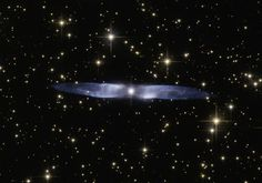 February 12, 2016In this cosmic snapshot, the spectacularly symmetrical wings of Hen 2-437 show up in a magnificent icy blue hue. Hen 2-437 is a planetary nebula, one of around 3,000 such objects known to reside within the Milky Way.Located within the faint northern constellation of Vulpecula (The Fox), Hen 2-437 was first identified in 1946 by Rudolph Minkowski, who later also discovered the famous and equally beautiful M2-9 (otherwise known as theTwin Jet Nebula). Hen ...