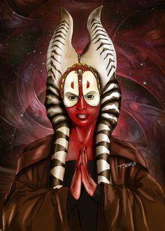 Jedi Shaak Ti