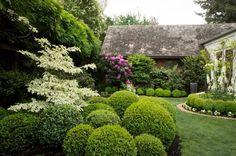 Un buen #jardín mejora la relación con los vecinos y otras curiosidades del estudio de paisajismo de Houzz