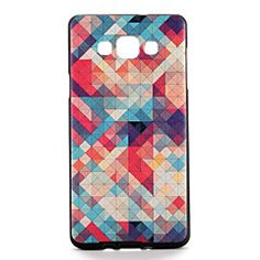 d39eb44c12b [$3.99] Case For Samsung Galaxy Pattern Back Cover Geometric Pattern Soft  TPU for A7 / A5
