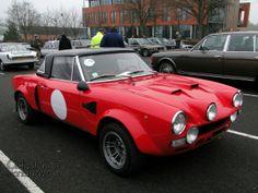 Fiat 124 Abarth (version rallye historique) Racing43 kit métal 1/43 (projet) | Hobby paint