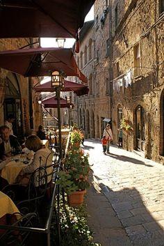 Volterra, Tuscany                                                       …