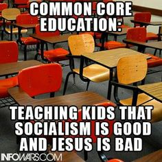"""Common Core Indoctrination: and that the USA is the home of climate change deniers who must be """"eliminated""""/etcetc......stand up for America and get rid of Common Core Socialist Indoctrination!"""