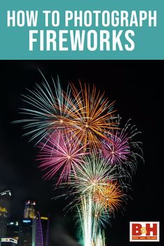 Do you want to preserve the memory of that awesome neighborhood fireworks show? Let's discuss the best ways to try to make a memorable photograph commemorating the event. Learn Photography, Photography Basics, Photographing Fireworks, Fireworks Show, Preserve, The Neighbourhood, How To Memorize Things, Memories, Photo And Video