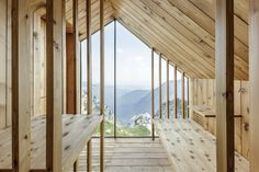 Schutzhütte in Slowenien von OFIS