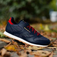 reebok classic leather x fiszki