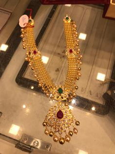 'Pulseras s Gold Gold Earrings Designs, Gold Jewellery Design, Jewelry Patterns, Gold Haram, Gold Jewelry Simple, Choker, Gold Necklace, Jewels, Chain