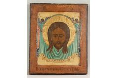 Bid Live on Lot 558 in the Sale: Art, Antiques, Jewellery Auction from Auktionshaus Blank. Tempera, Religious Art, Christian, Icons, Traditional, Antiques, Painting, Certificate, Russia